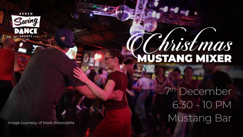 PSDS Christmas Mustang Mixer 2018