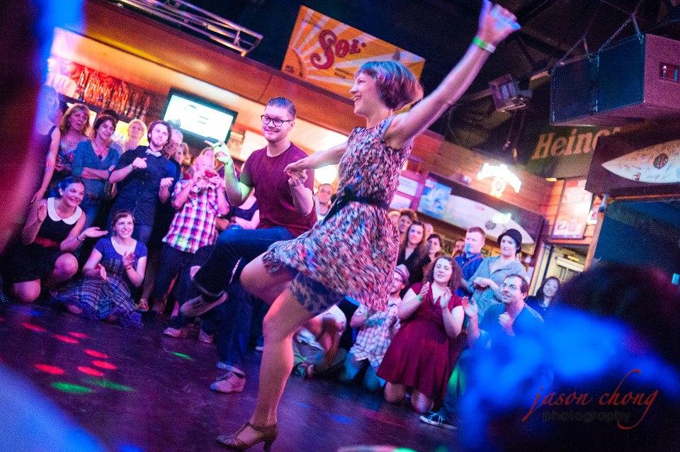 Friday Swing at The Mustang Bar