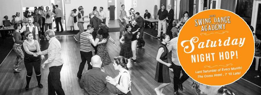 SoHop – Saturday Night Hop!